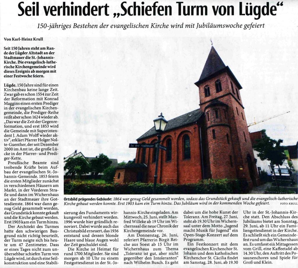 LippischeLandeszeitung21Juni2014