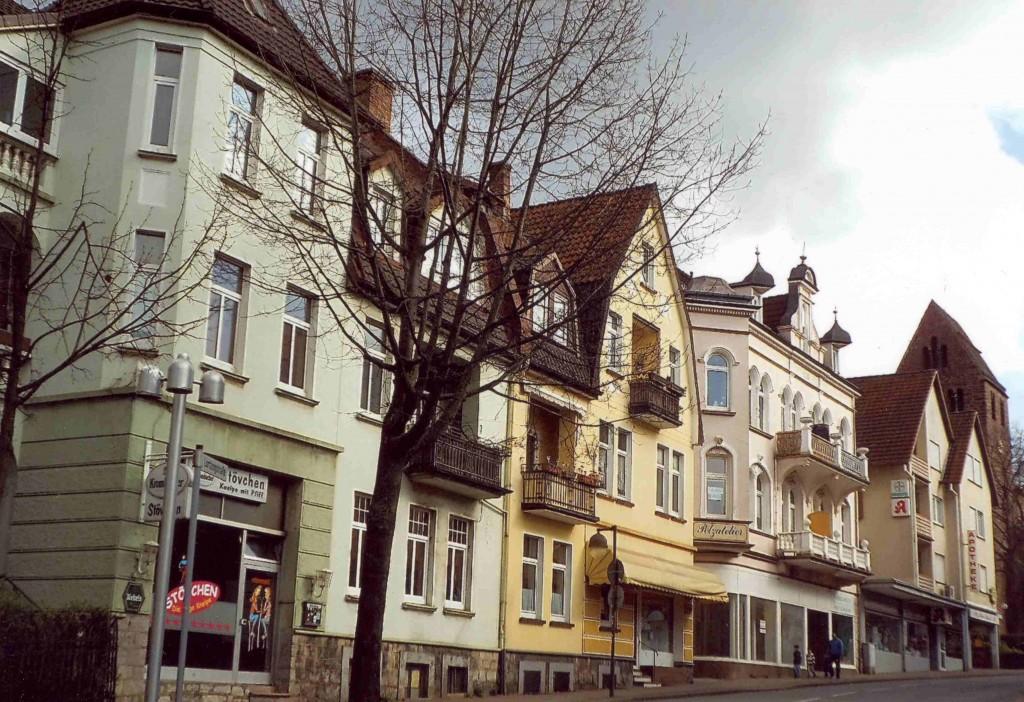 Bad Pyrmont, Oesdorf, Lortzingstraße
