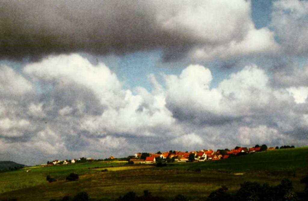 Großenberg, Dorfansicht