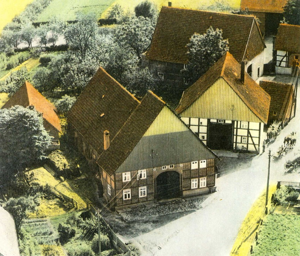 Großenberg, Dorfkern