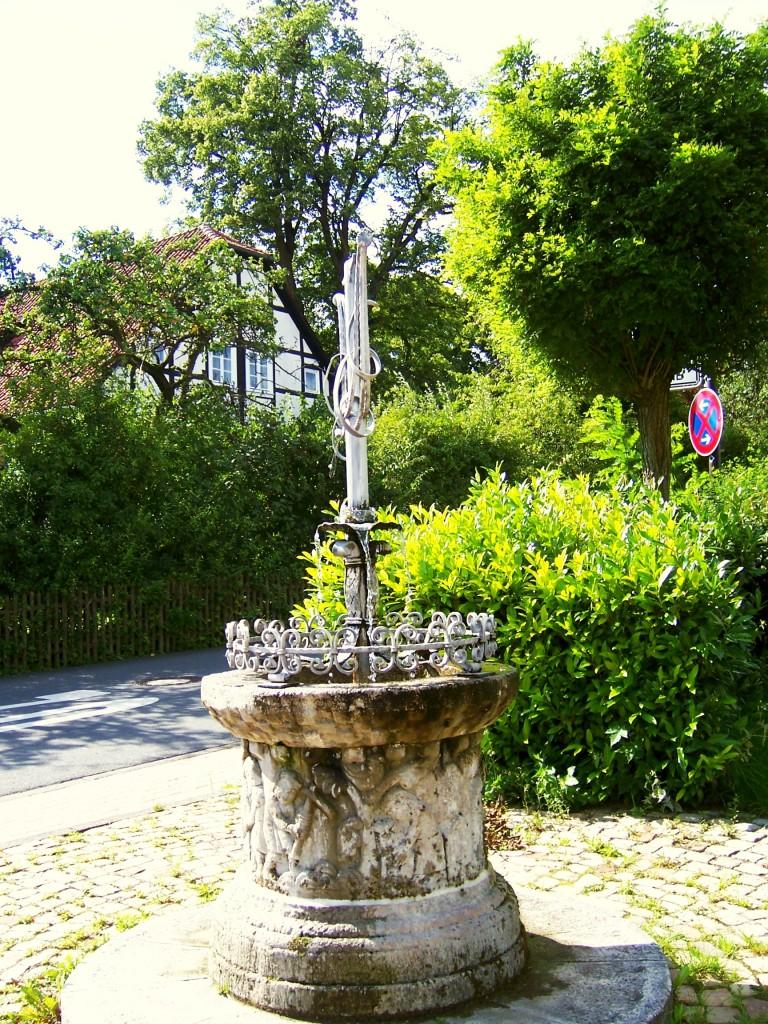 Hagen, Gaffelbrunnen