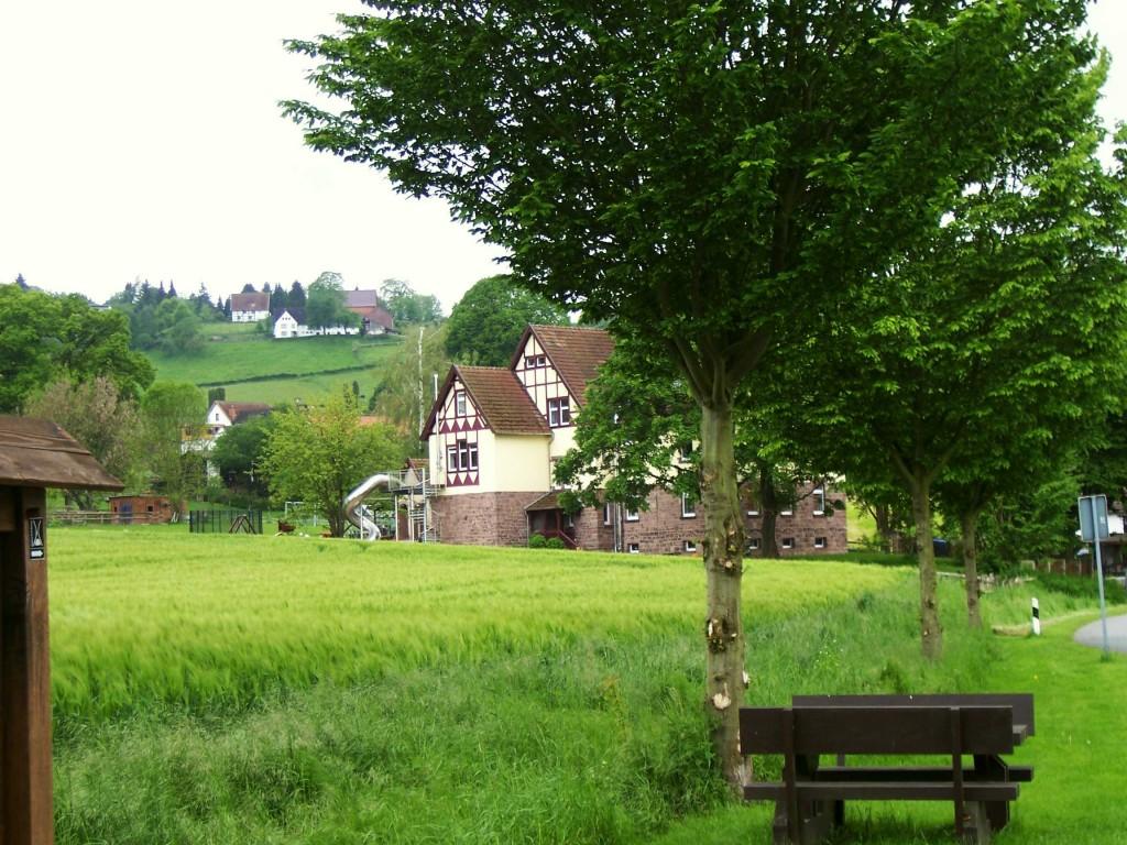 Harzberg, Dorfansicht