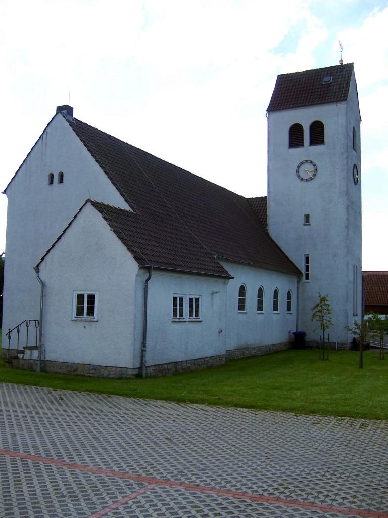 Holzhausen, St. Johannes