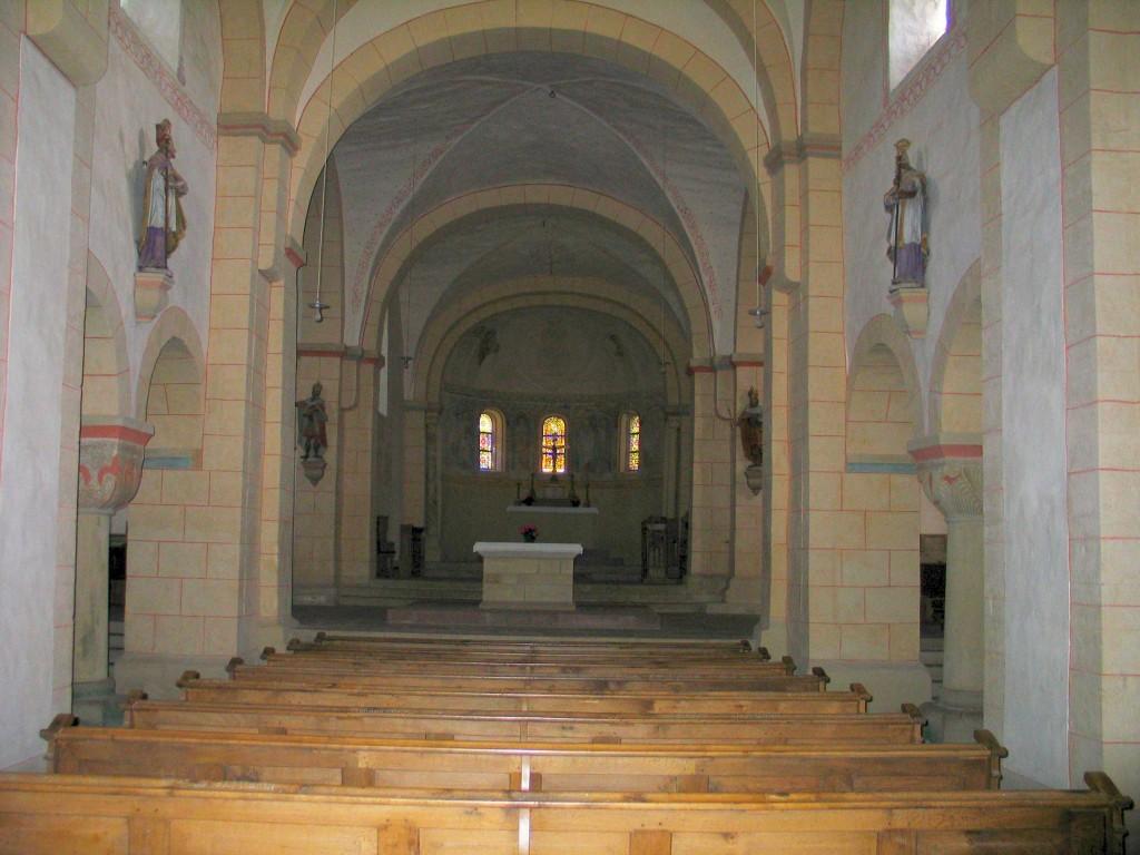 Kilianskirche Lügde, Ansicht 2014