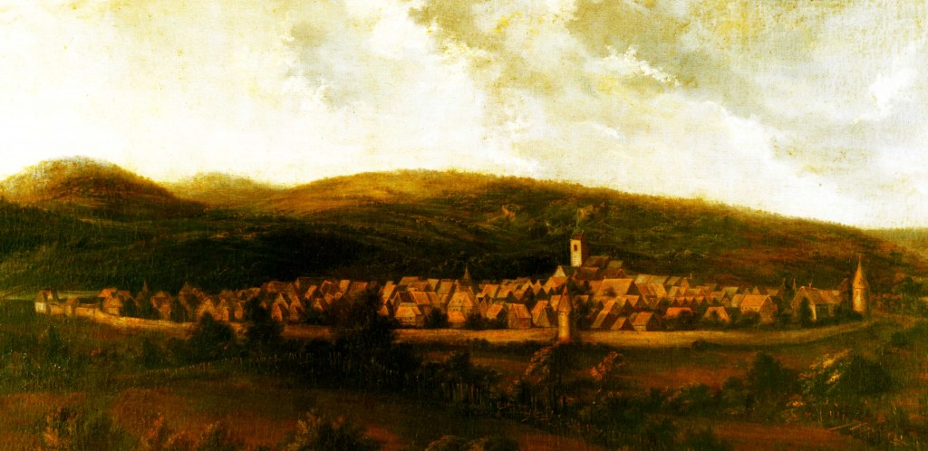 Lügde 1665